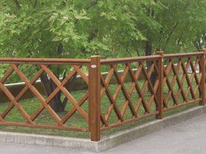 Permesso per costruire recinzioni