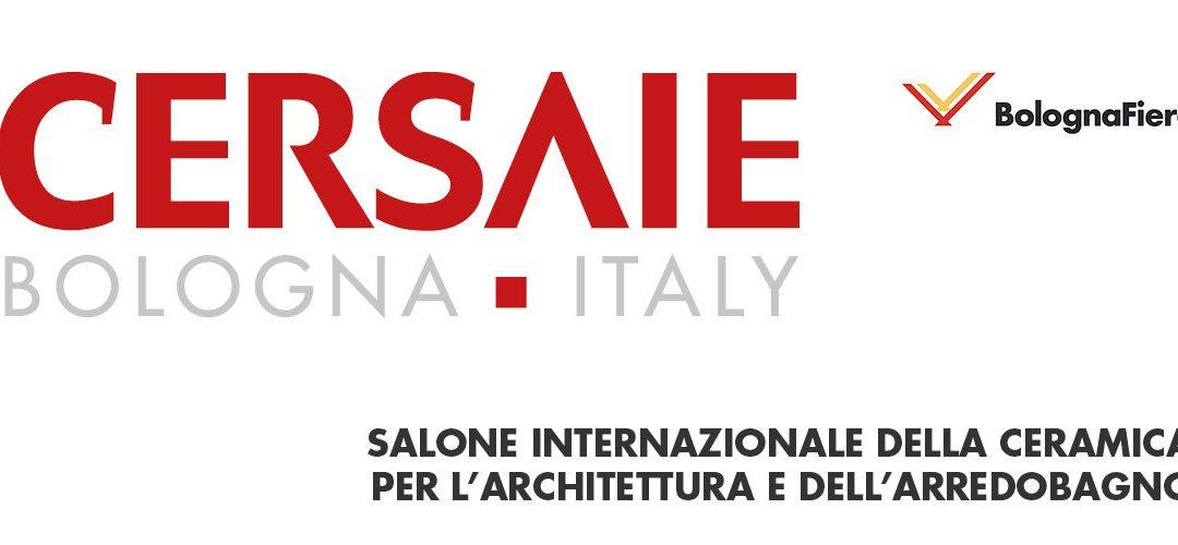 Bologna capitale della ceramica per l architettura e l for Cersaie 2017 espositori