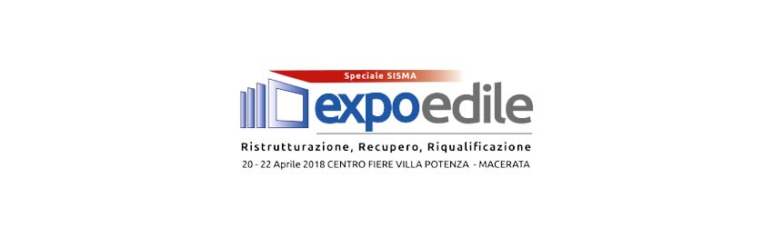 Expo Edile 2018: Speciale Sisma