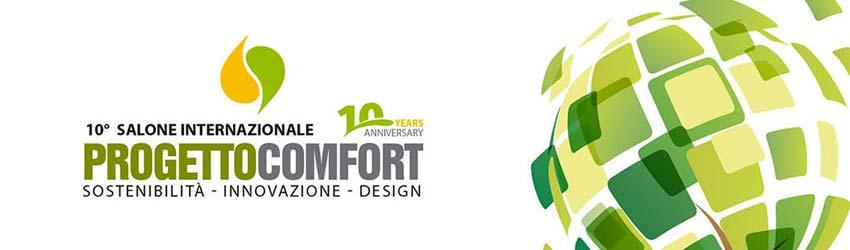 Progetto Comfort: dal 12 al 14 Aprile a Catania ti connetti con gli operatori dell'industria della Green economy