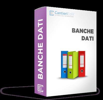 Servizio banche dati edilizia