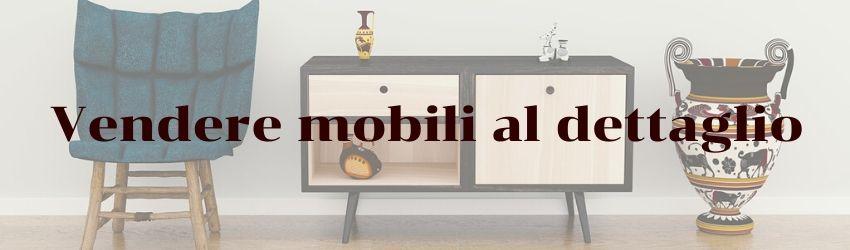 Vendere mobili al dettaglio