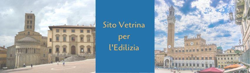 Sito Vetrina Edilizia Arezzo Siena